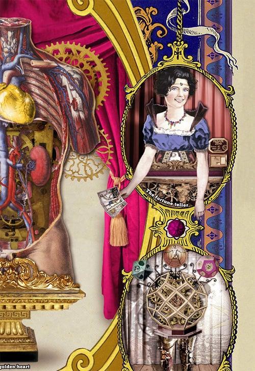 Image of Artifacts - Victorian Fair - Steampunk - Print