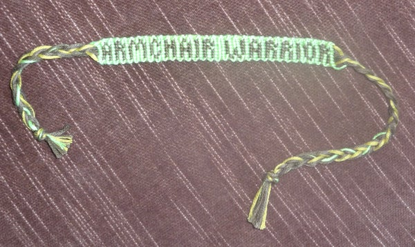 Image of Armchair Warrior Bracelet