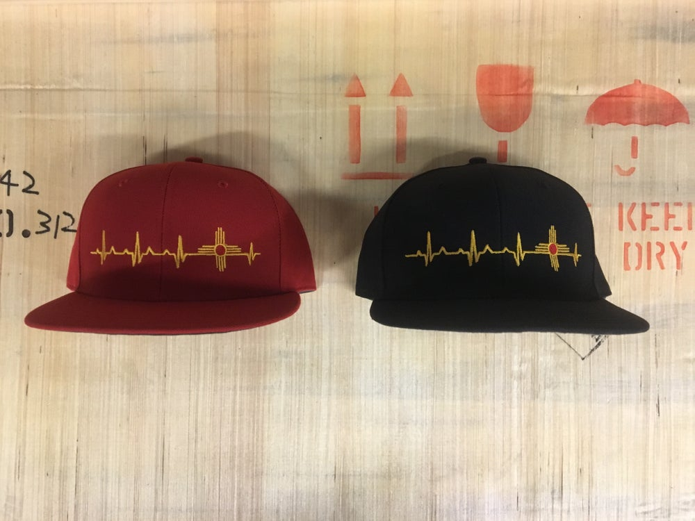Image of Zia heartbeat