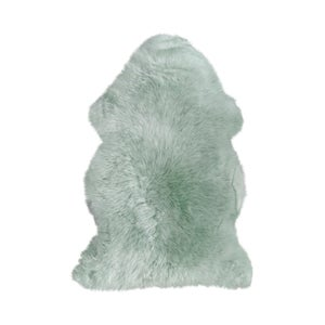 Image of 676685026064 Natural-NEW-ZEALAND-SHEEPSKIN-SINGLE-MINT