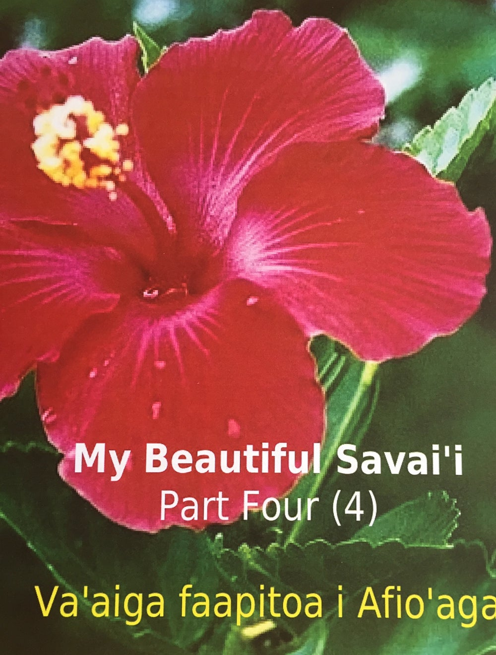 Image of My Beautiful Savaii 2