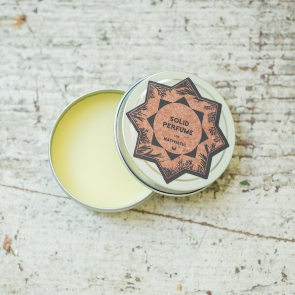 Image of Solid Perfume