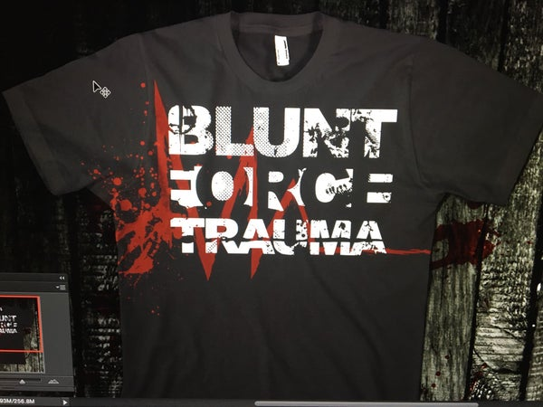 Image of Blood Spatter BFT T-Shirt