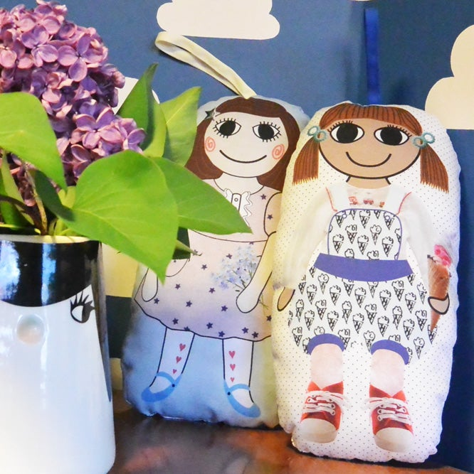 Image of Softdolls from my heart (GOTS)  Free shipping right now!
