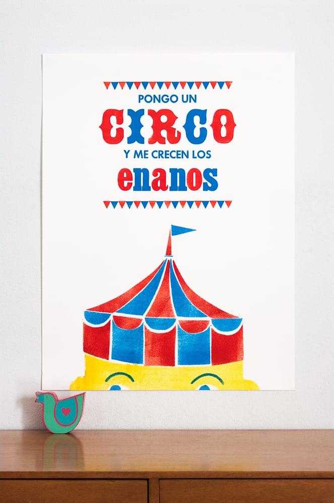 Image of Pongo un circo y me crecen los enanos