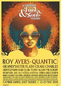 Image of Funk & Soul Weekender