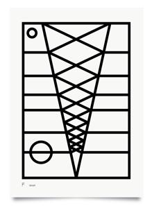 Image of Snap print