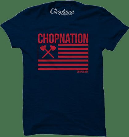Image of CHOPNATION - United States of Choplanta