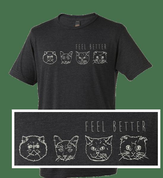 "Image of ""Feelines"" Shirt"