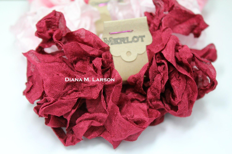 Image of Vintage Vineyard -crinkle ribbon