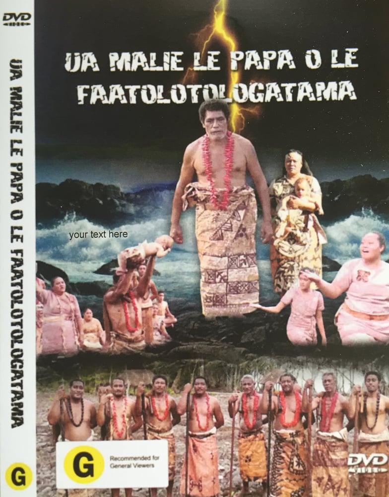 Image of PAPA O LE FAATOLOTOLO-GA-TAMA