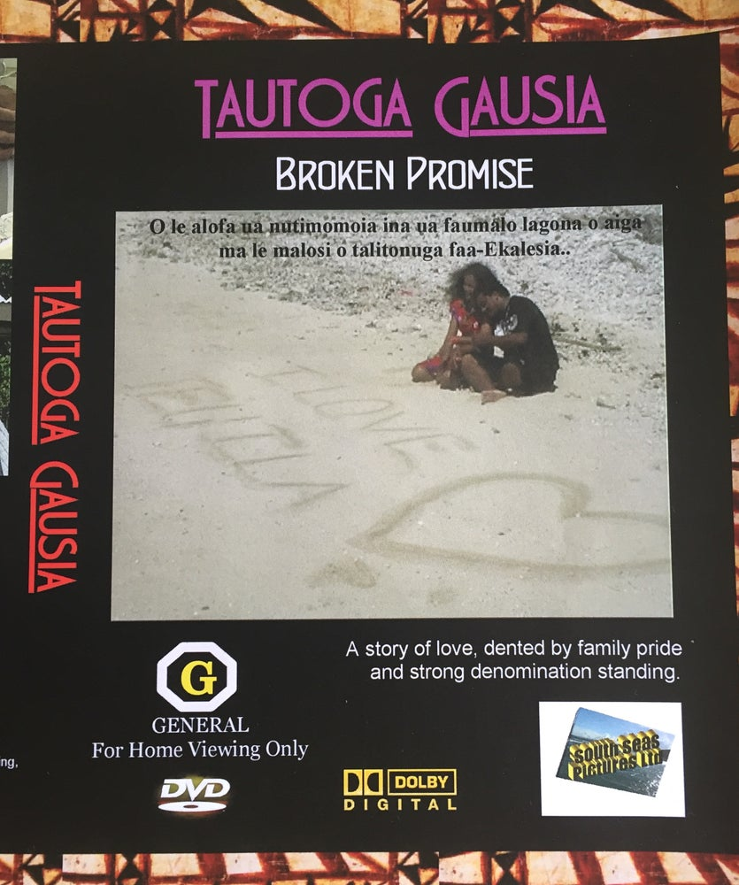 Image of BROKEN PROMISE 1 - TAUTOGA GAUSIA
