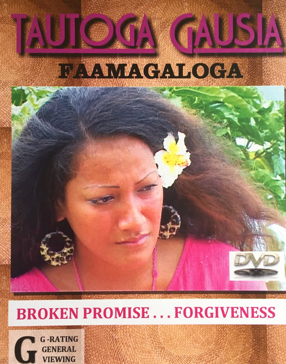 Image of BROKEN PROMISE 2 - TAUTOGA GAUSIA