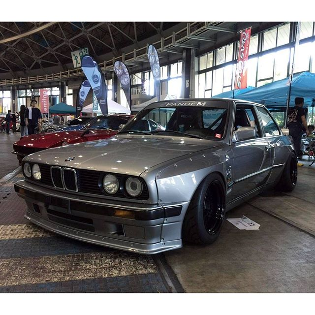 Image of Pandem E30 Widebody Aero Kit