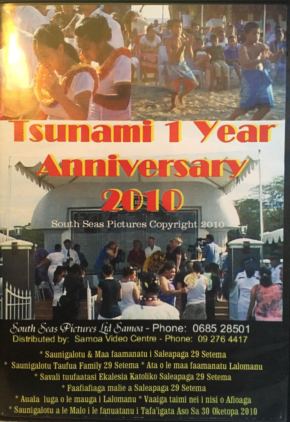 Image of TSUNAMI IN SAMOA 2009