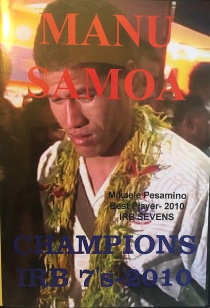 Image of MANU SAMOA CHAMPS