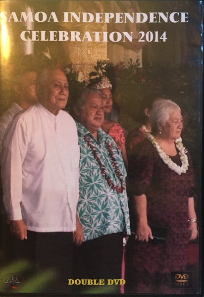 Image of SAMOA INDEPENDENCE 2014