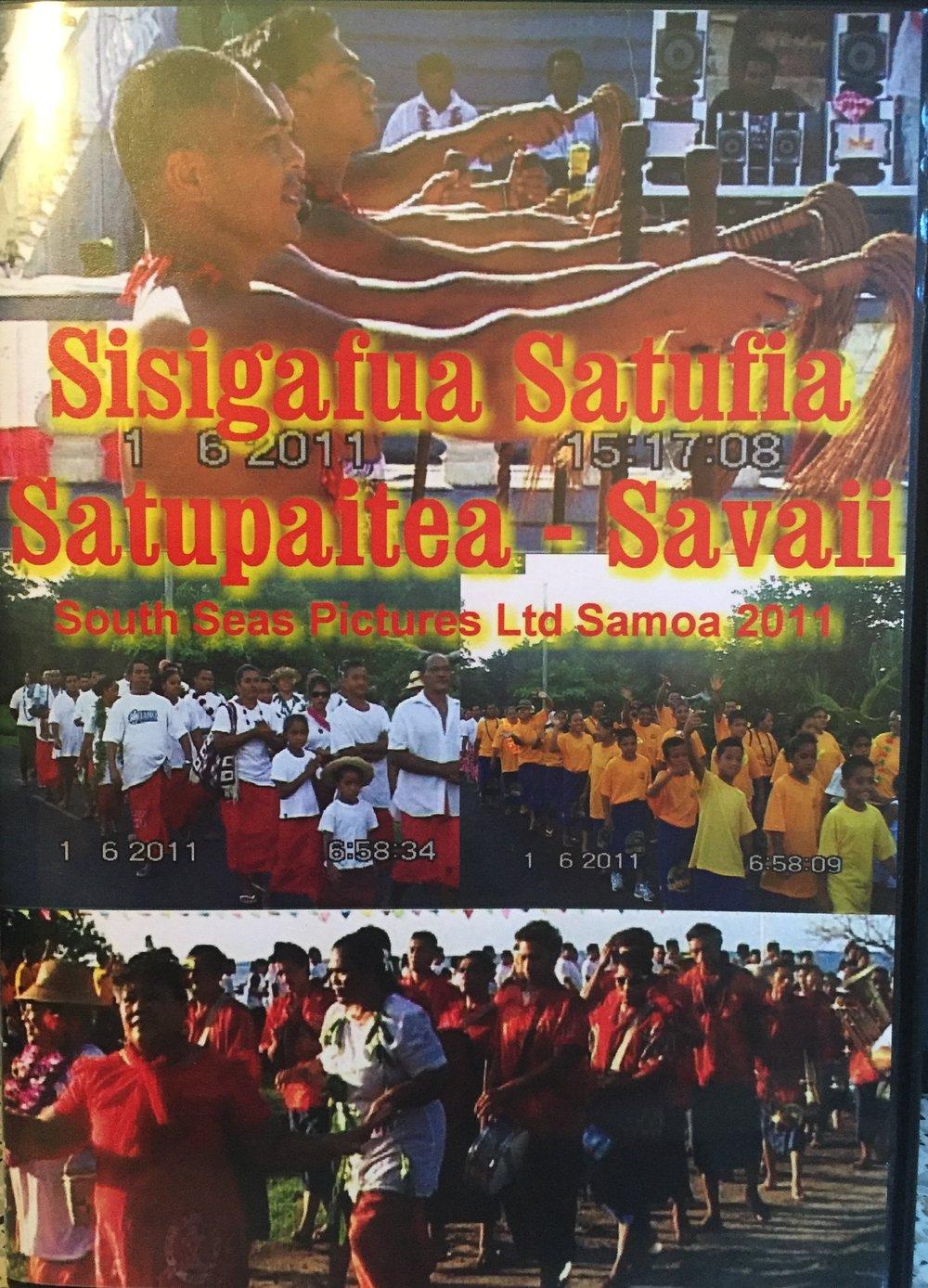 Image of SATUPAITEA VILLAGE