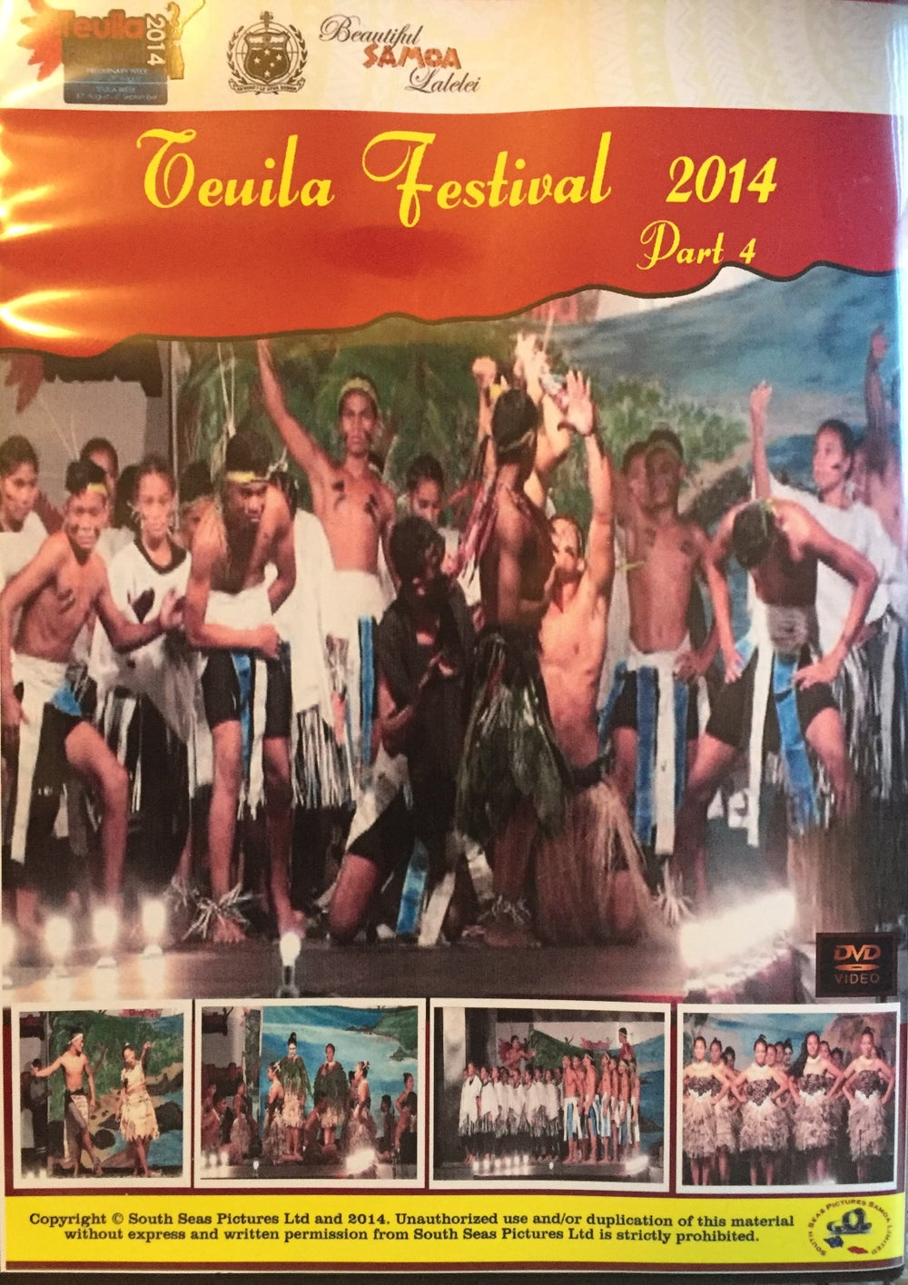 Image of TEUILA FESTIVAL 4 - 2014