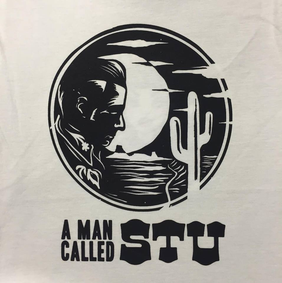 Image of A Man Called Stu - Guys & Ladies T-Shirt