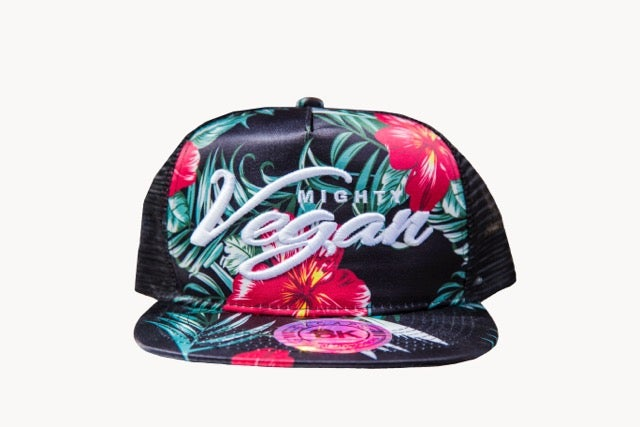 Image of *NEW* MVA TROPICAL TRUCKER HAT
