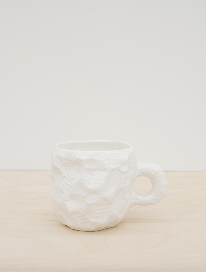 Image of Max Lamb - Crockery Mug, White