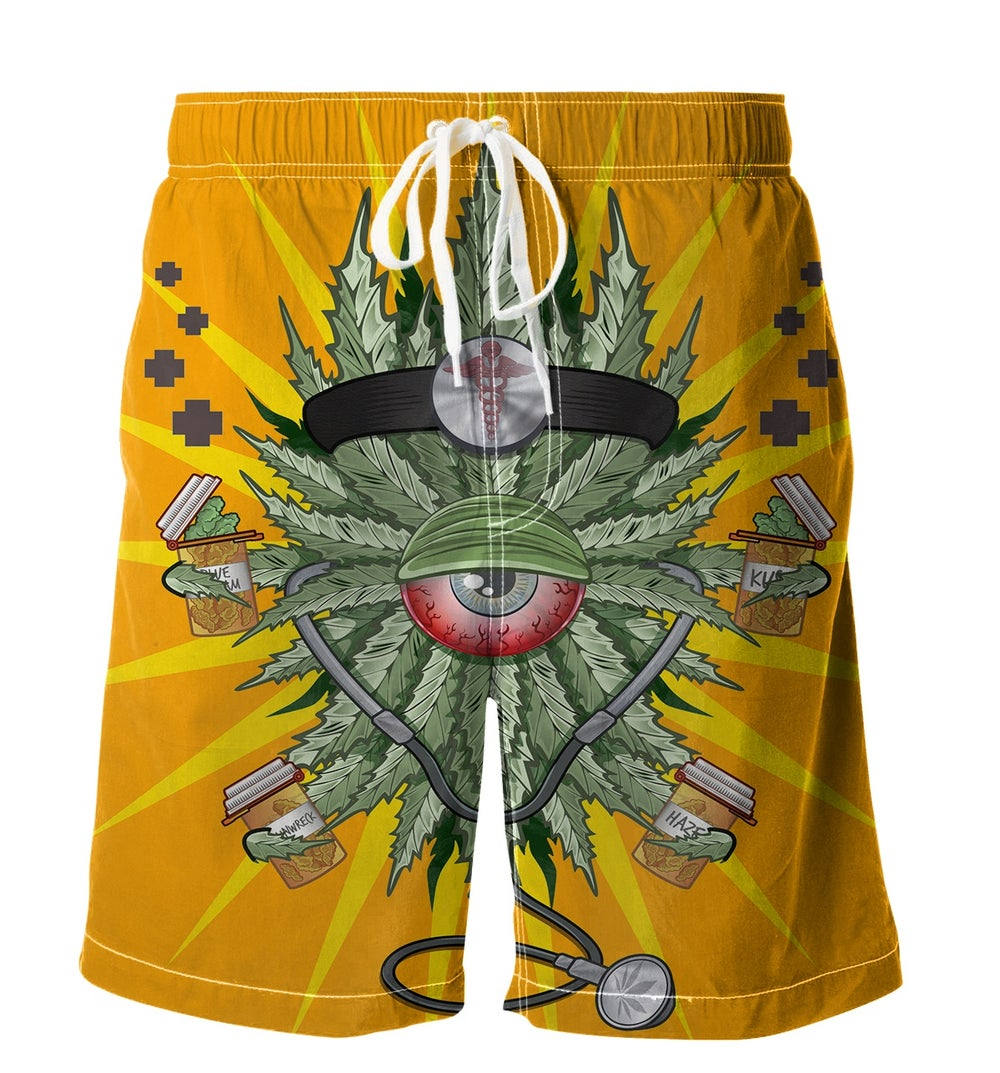 Image of Dr. HighClops Boardshorts