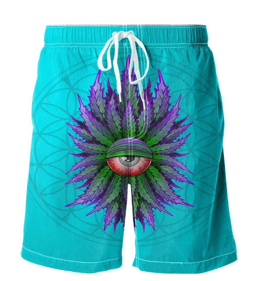 Image of PurpleClops Boardshorts