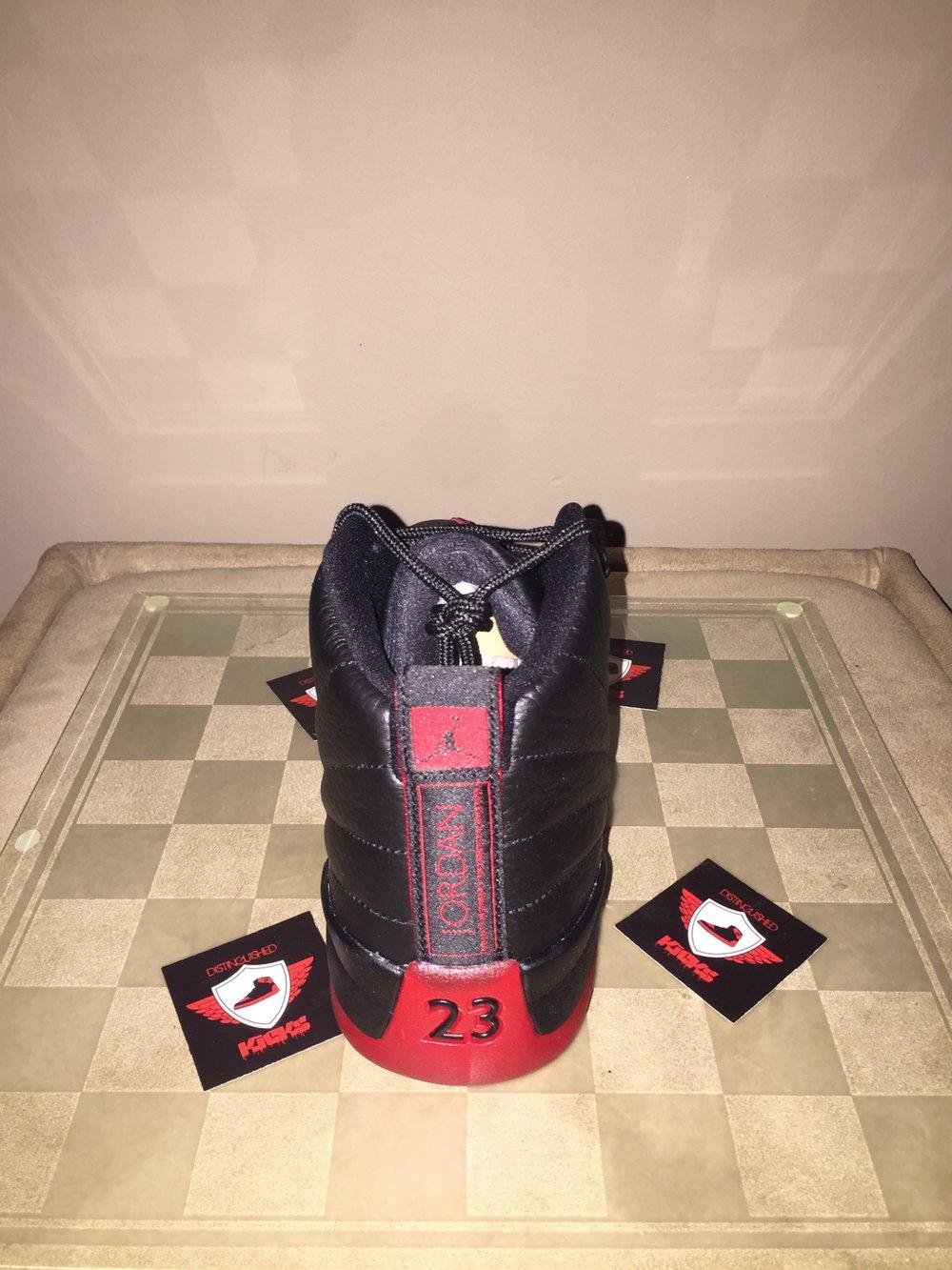 Air Jordan 12 Retro Flu Game Distinguished Kicks