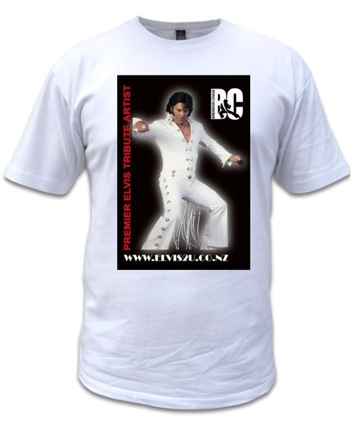 Image of White T-Shirt No1