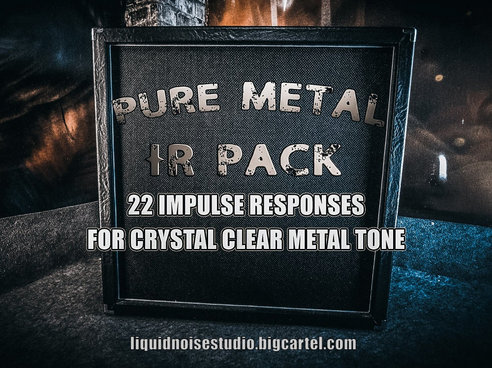 Pure Metal IR pack