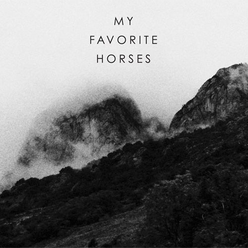 Image of My Favorite Horses - Marble Chest EP
