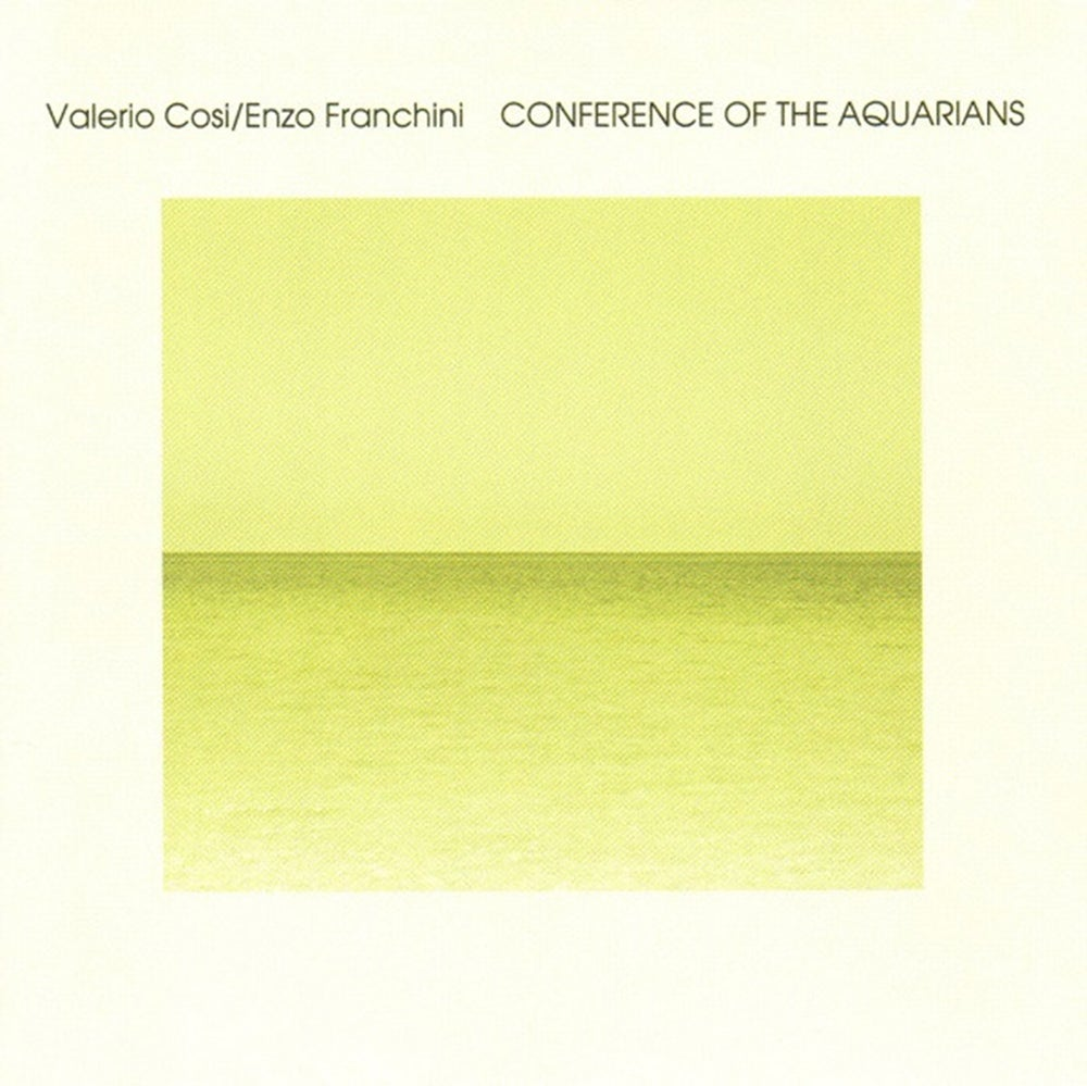 "Image of Valerio Cosi / Enzo Franchini - ""Conference Of The Aquarians"" DL - DS007"