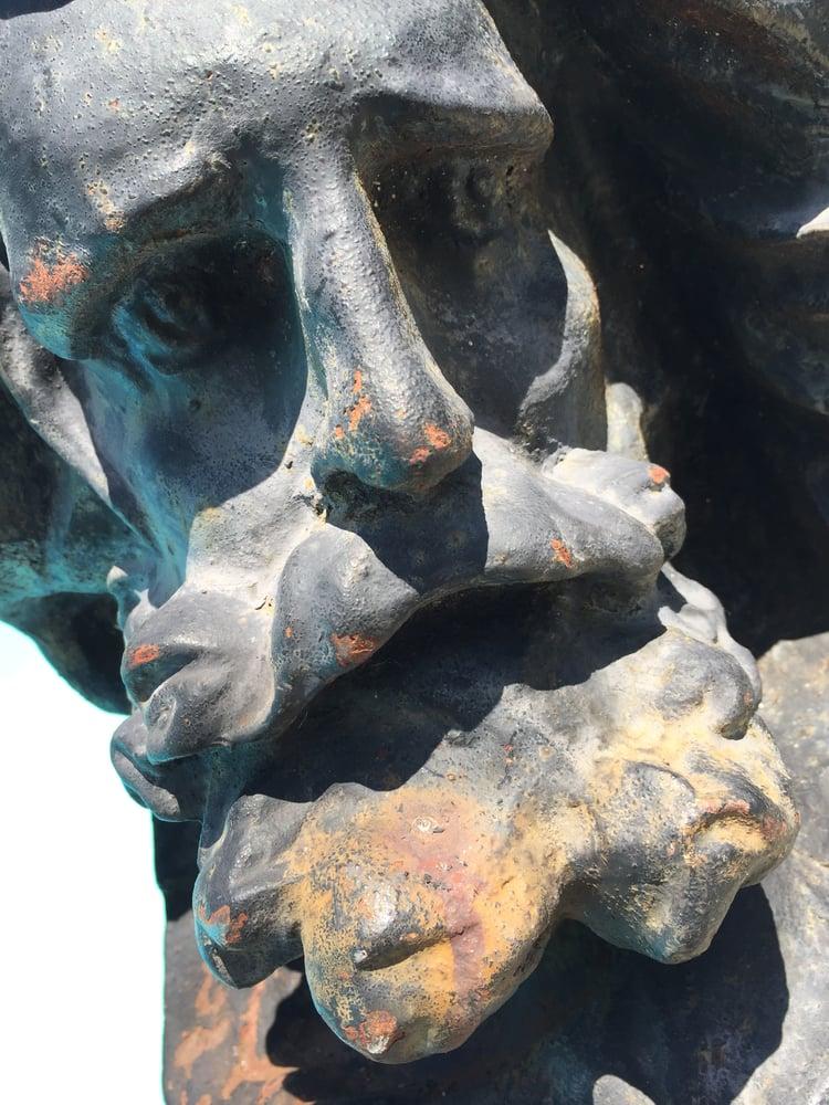 Image of Greek Bronze Sculpture Coming Soon
