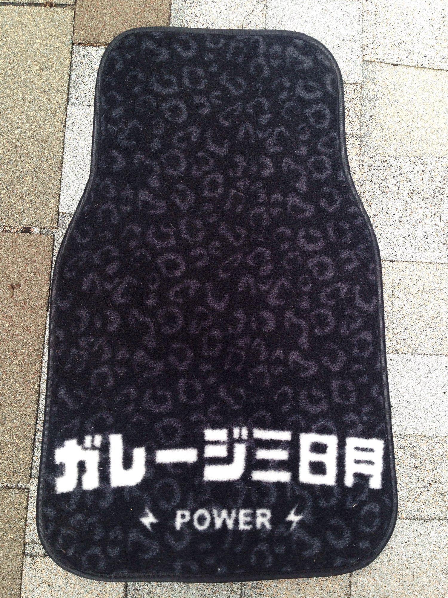 Image of Dark Ninja Cheetah GMP mats