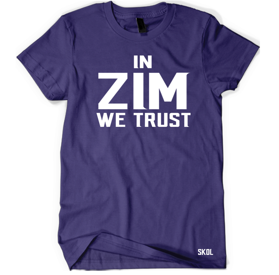 Image of In Zim We Trust