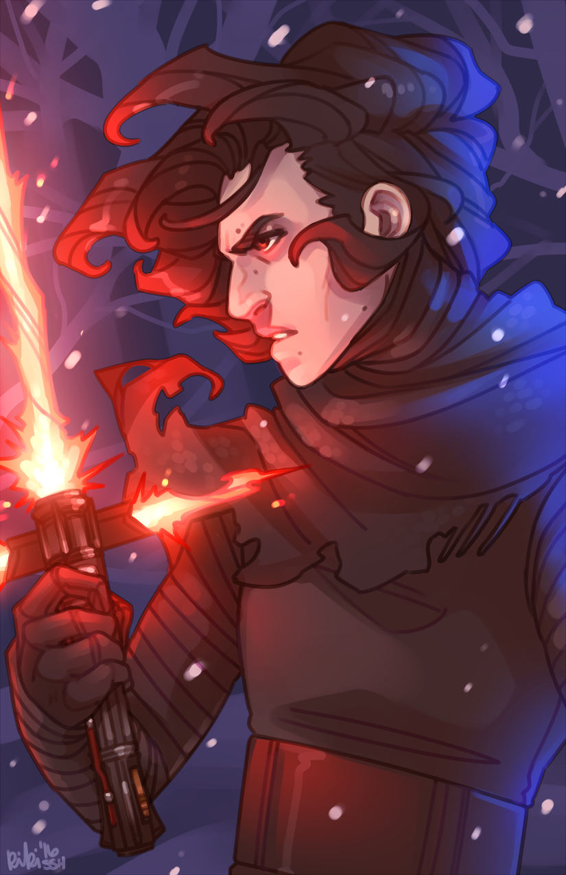 Image of Kylo Ren