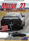 Image of MotiveDVD #27 - 2016 GT-R Challenge