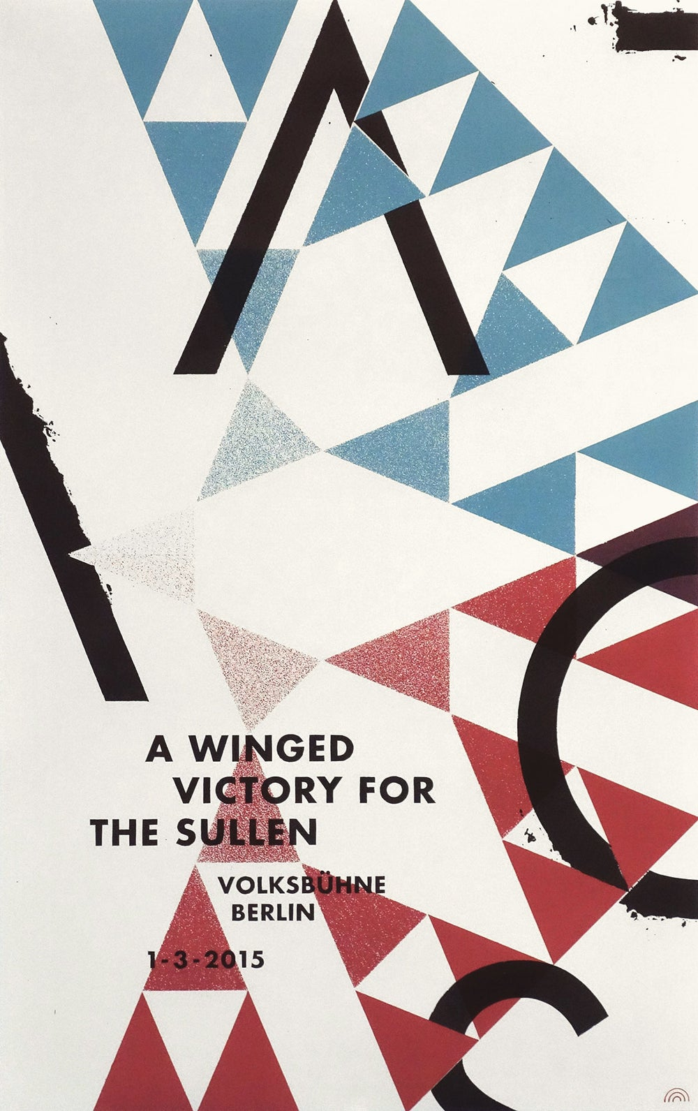 Image of A WINGED VICTORY FOR THE SULLEN