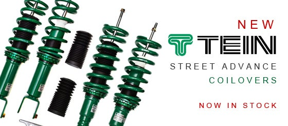 Image of Tein Street Advance Coilovers (Civic EG/EK/EP)
