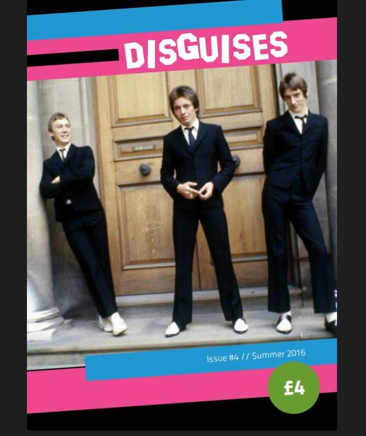 Image of Disguises -  Issue 4