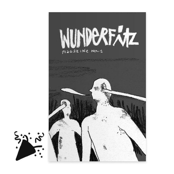 Image of Wunderfitz Magazine #1