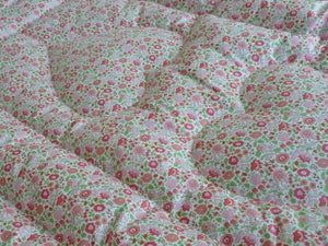 Image of Beautiful Hearts Liberty Tana Lawn Single Eiderdown