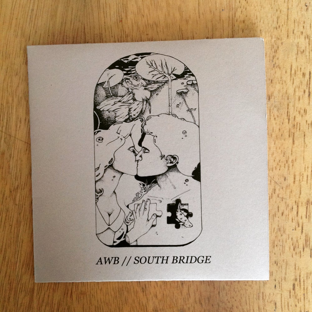 Image of SALE Armed With Books / South Bridge - split CD