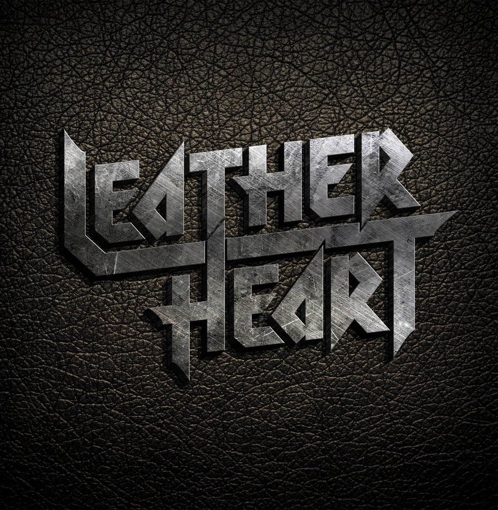 Image of LEATHER HEART (EP 2014 4th ed.)