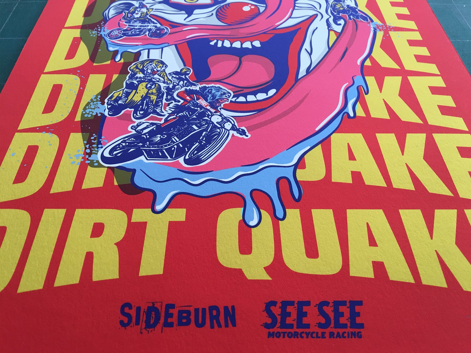 Image of Dirt Quake USA - Limited run