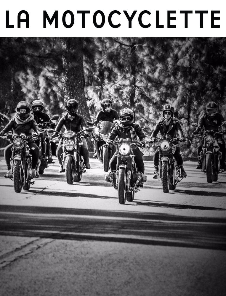 Image of La Motocyclette Vol. 4