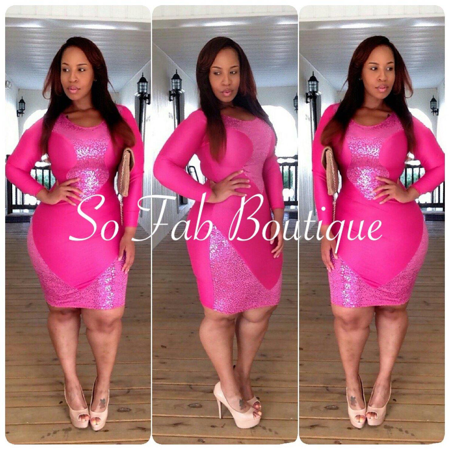 Image of Pink Glitter Affair