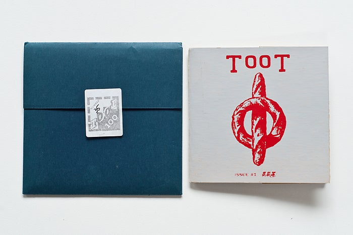 Image of TooT Zine Issue #1 Sex