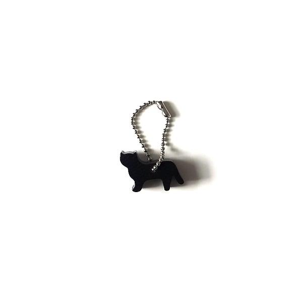Image of Anhänger und Halskette und  von COPAINCOPINE - Katze